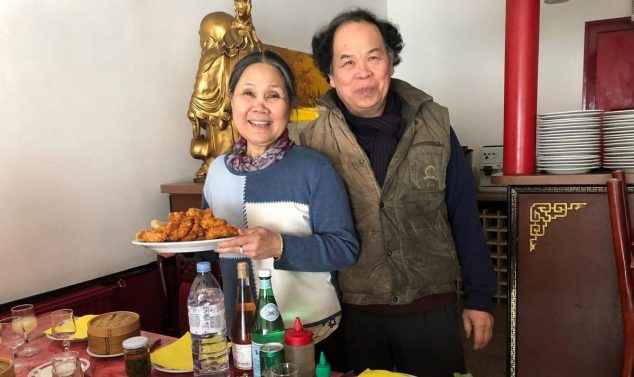 Mandarin restaurant quartier du Toulon périgueux