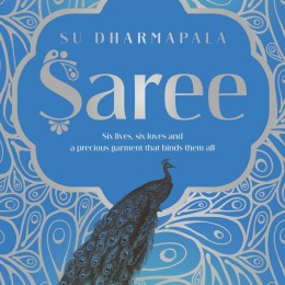 cover of Saree by Su Dharmapala