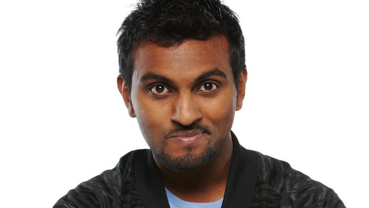 Nazeem Hussain for Melbourne International Comedy Festival (via http://www.comedyfestival.com.au)