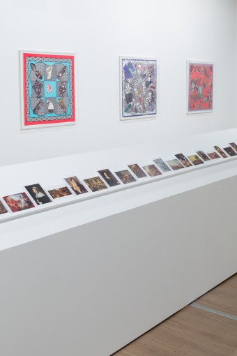 Pio Abad, 1975 – 2015 (2016), installation view, 4A Centre for Contemporary Asian Art. Courtesy the artist and Silverlens Gallery, Manila. Image: Document Photography