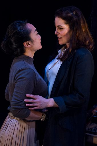 Jing-Xuan Chan (left) & Kate Cole (right) in_Incognito