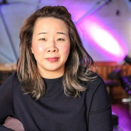 Portrait of Beverley Wang -Photo by Fiona Pepper (ABC RN)
