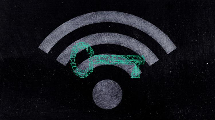cara ganti password wifi first media