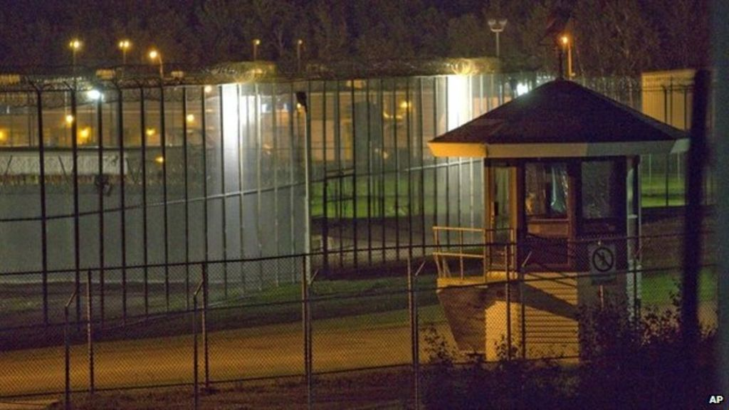 Helicopter Escape from Quebec Detention Center, Canada
