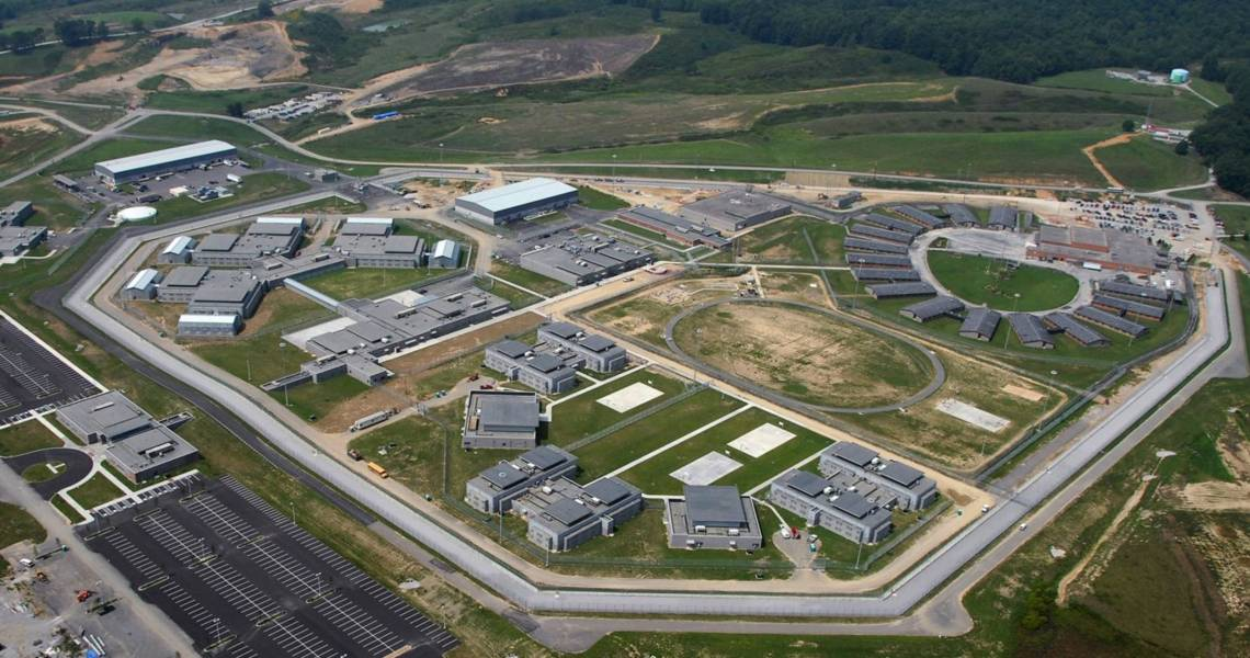 Attack on Guards at Morgan County Correctional Facility, Tennessee