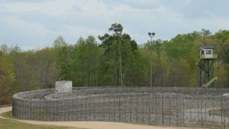 Uprising at Perry Correctional Institution, South Carolina