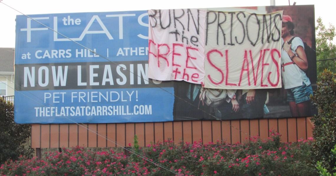 2016 National Prison Strike: Valdosta State Prison