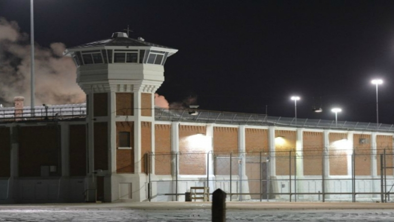 Uprising at Saskatchewan Penitentiary, Canada