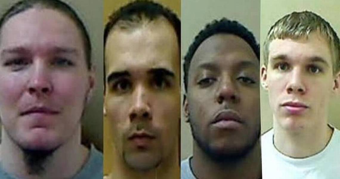 Uprising at Pasquotank Correctional Institution, North Carolina