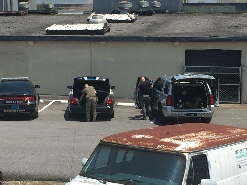 Uprising at Marshall County Jail, Alabama