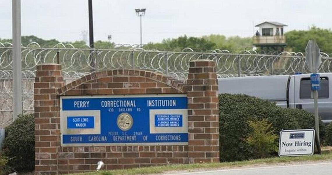 2016 National Prison Strike: Perry Correctional Institution, South Carolina