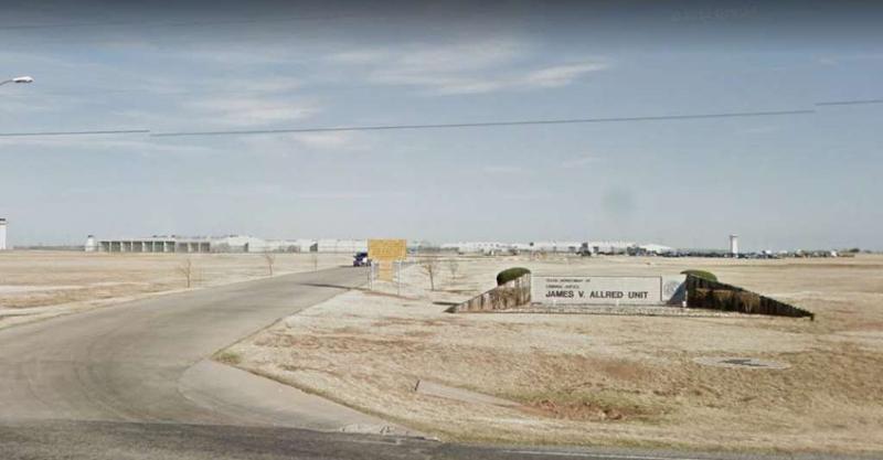 Hunger Strike at Allred Unit, Texas