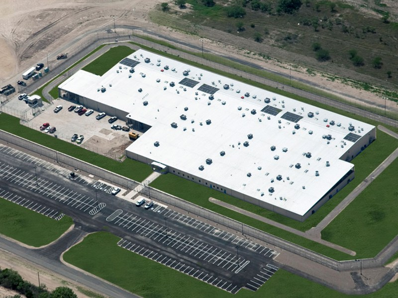 Two Uprisings by Idaho Prisoners at Eagle Pass Correctional Facility, Texas