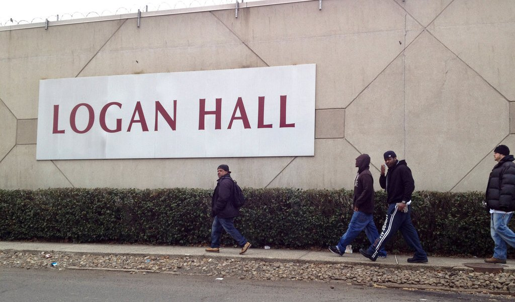 Mass Escape at Logan Hall, New Jersey