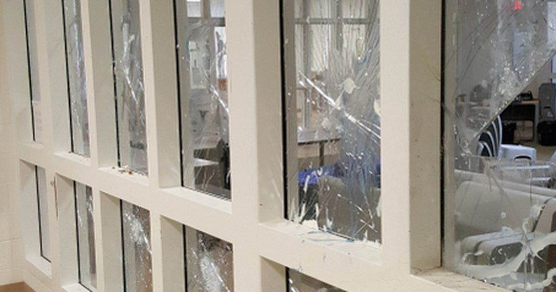 Uprising at Cuyahoga County Juvenile Detention Center, Ohio
