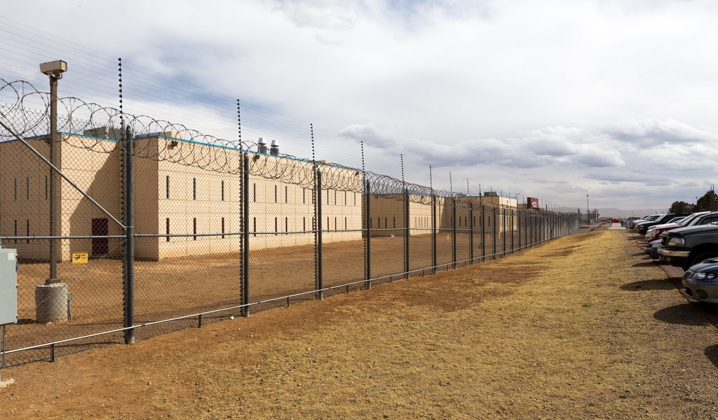 Hunger Strike at Western Women's Correctional Facility, New Mexico