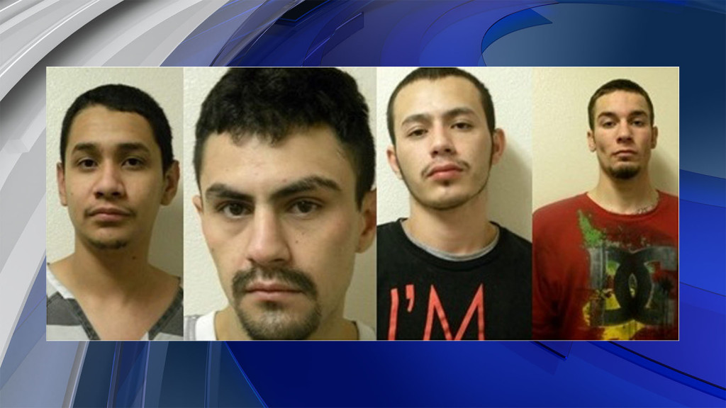 Four Escape from Otero County Jail, Colorado