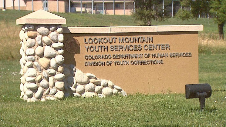 Disturbance at Lookout Mountain Youth Services Center, Colorado