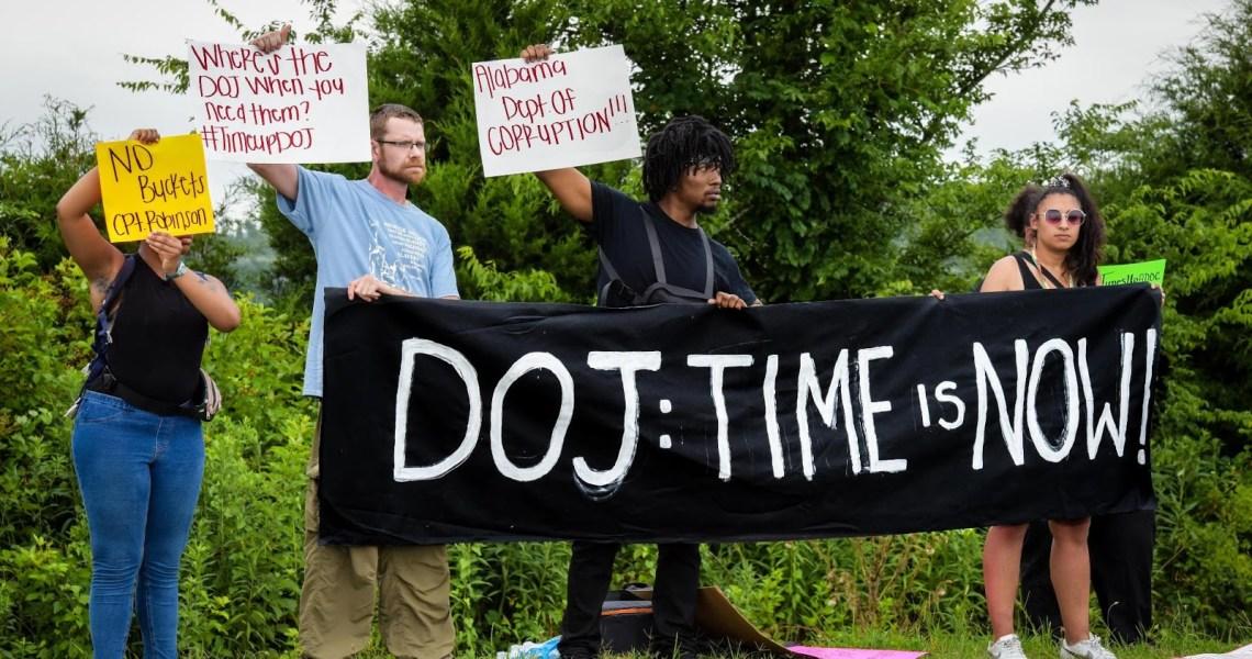 Hunger Strike at Limestone Correctional Facility, Alabama