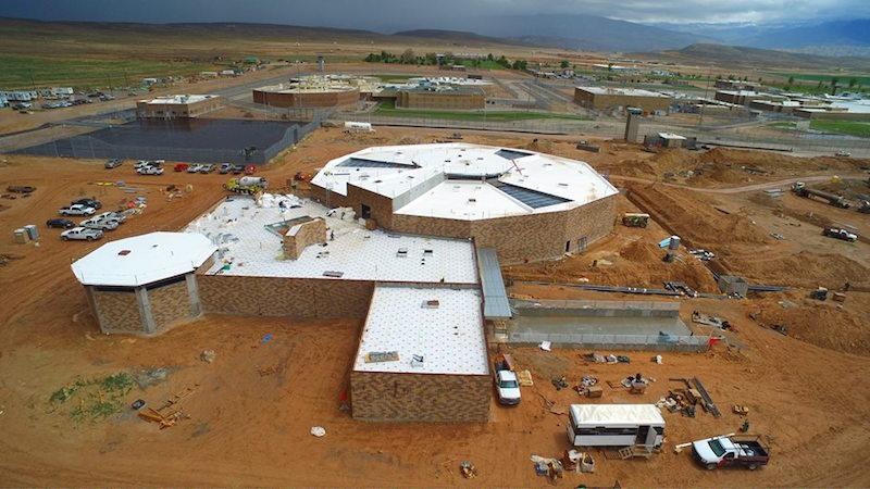 Attack on Guard at Central Utah Correctional Facility, Utah
