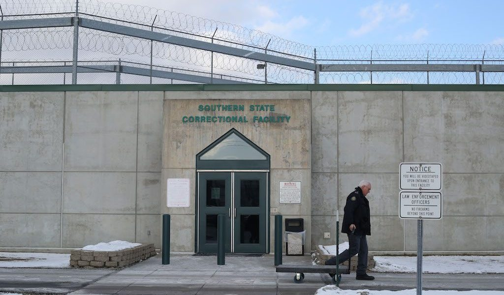 Prisoners Attempt Unit Take-Over at Southern State Correctional Facility, Vermont