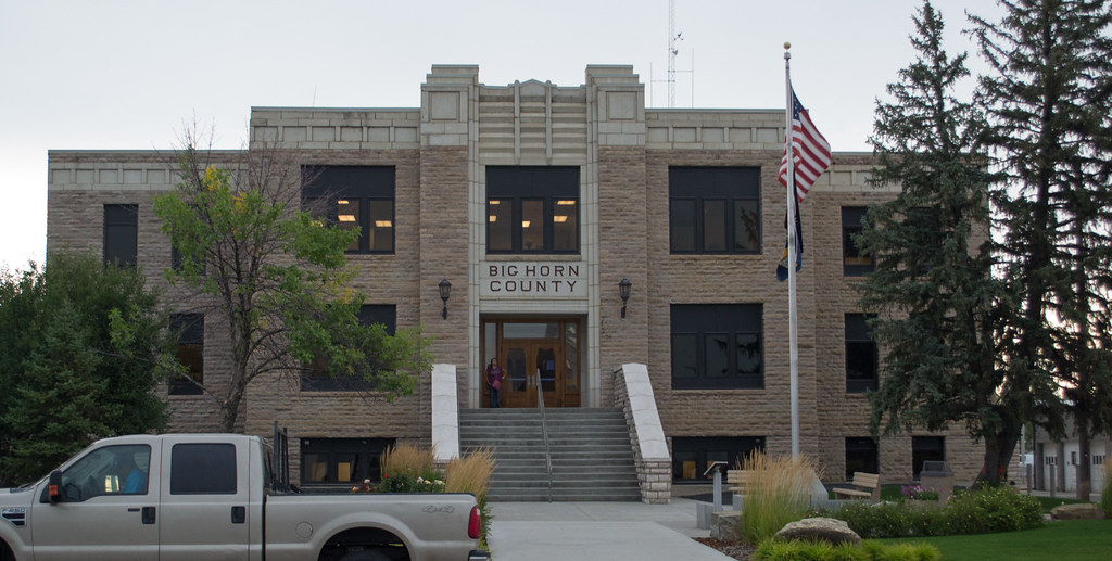 Uprising Resulted in Multiple Escapes at Big Horn County Jail, Montana