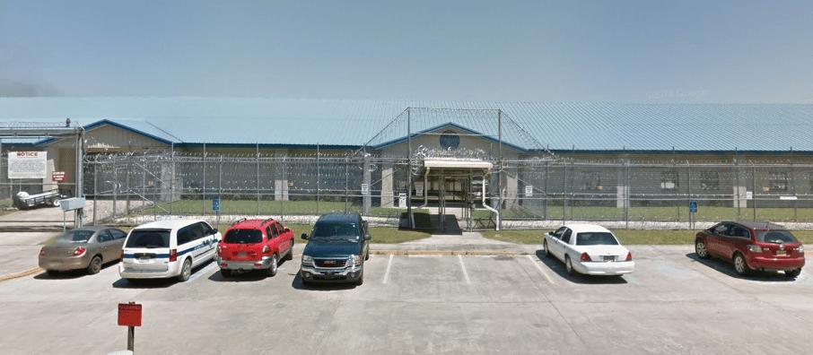 Disturbance at Pine Prairie ICE Processing Center, Louisiana