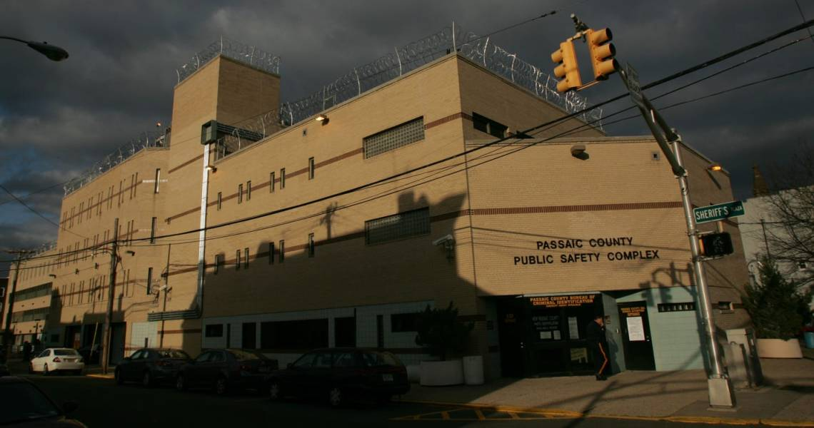 Uprising at Passaic County Jail, New Jersey Due to COVID-19