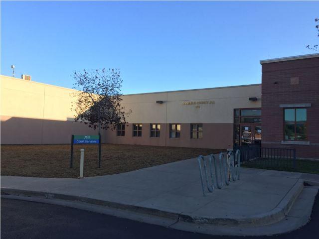 The Coconino County Jail in Flagstaff, Arizona