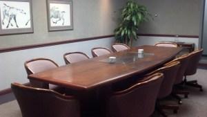Executive board room rental - Nashville