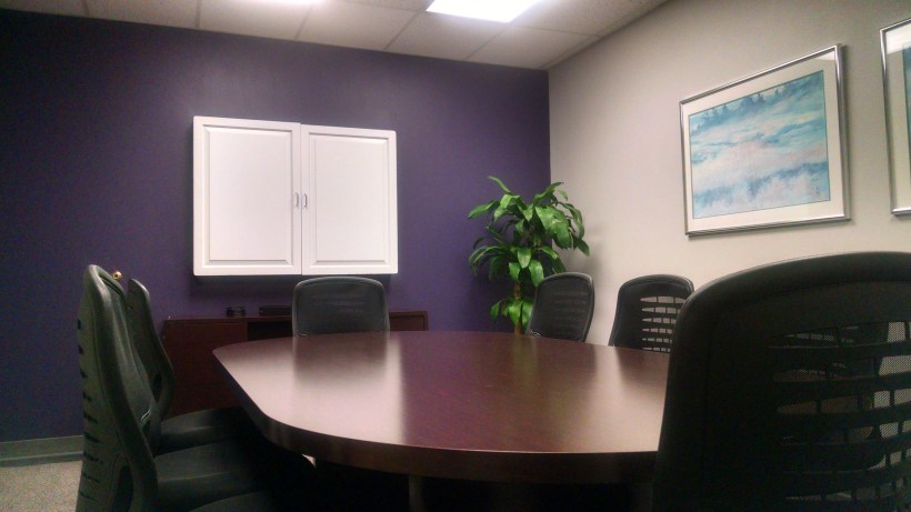 Meeting Room before