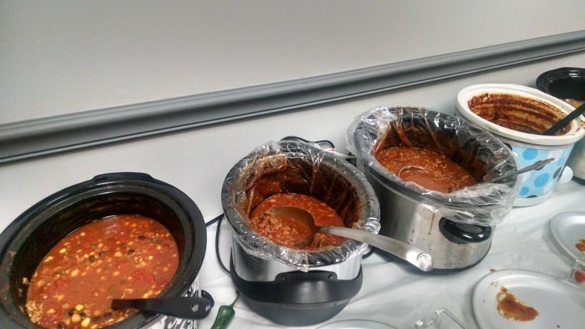 Perimeter Park Executive Center Annual Chili Cook Off