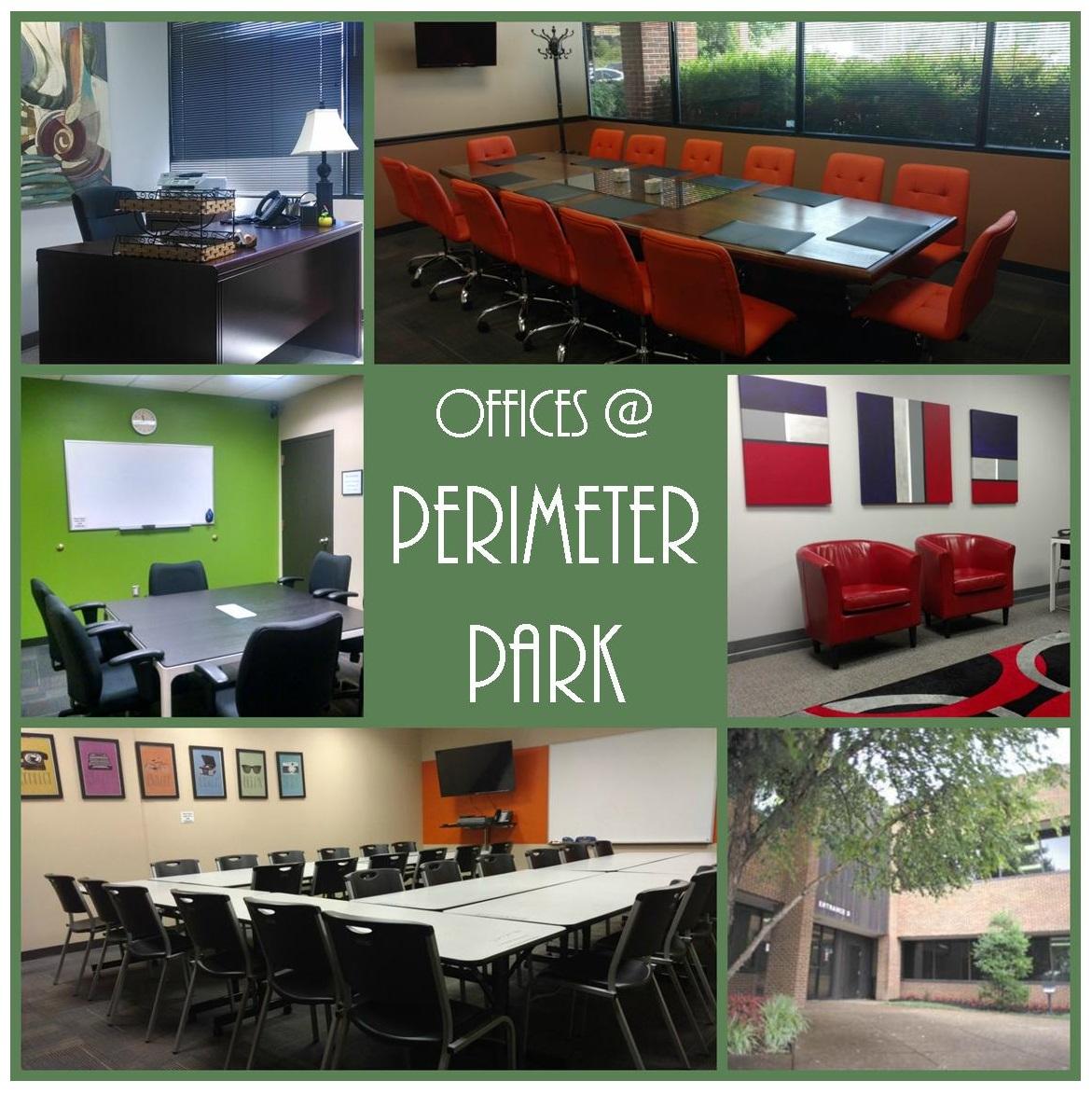 Offices At Perimeter Park | Nashville