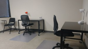 Reserved and dedicated Nashville coworking desks available now!