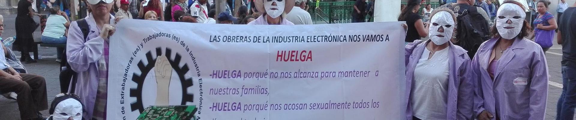 CETIEN sindicato alternativo de maquiladoras