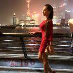 Valery Danko in Shanghai