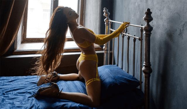Valery Danko lingerie