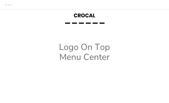 Crocal Header