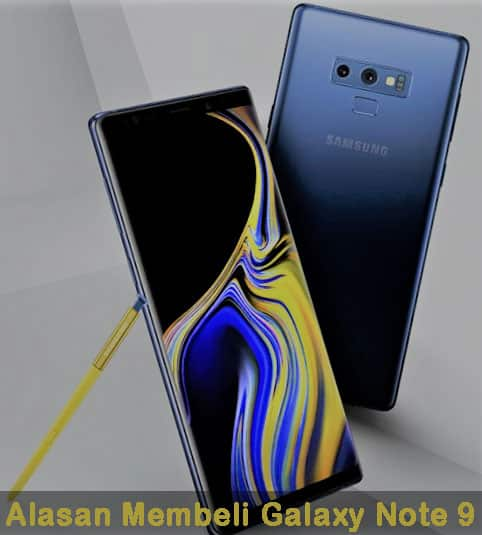 Spesifikasi-Galaxy-Note-9