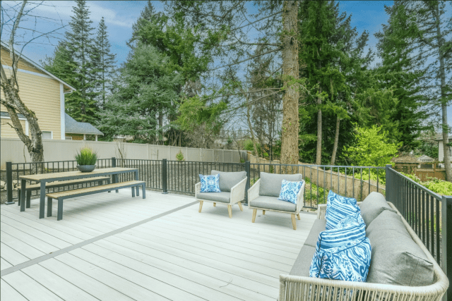 Deck stains for pressure treated wooden floors