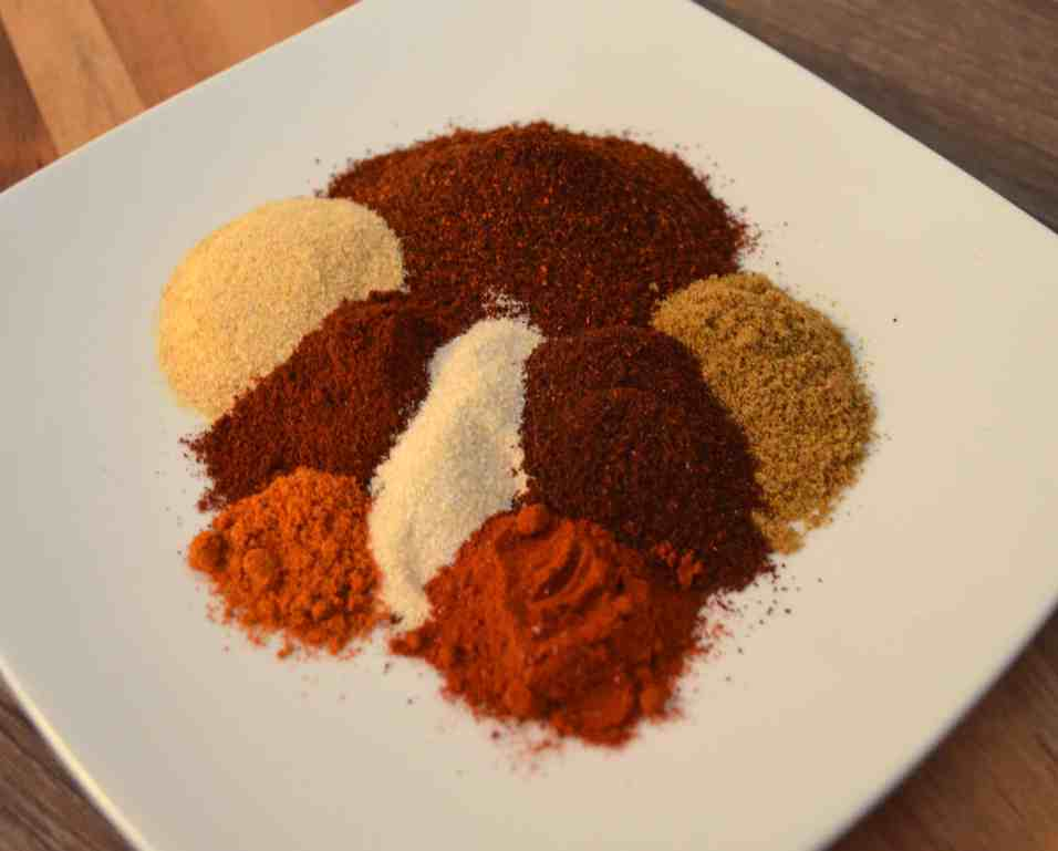 southwest spice blend for burgers or a food gift