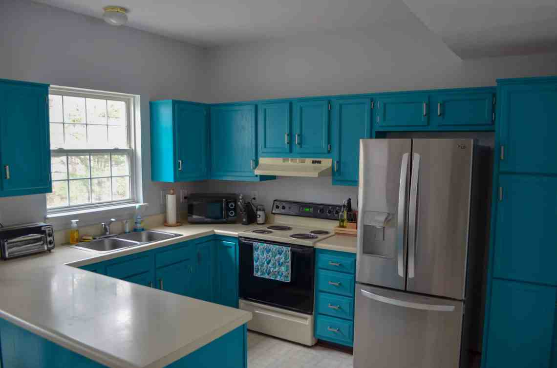 The Ultimate Guide To Painting Kitchen Cabinets Periodically Creative