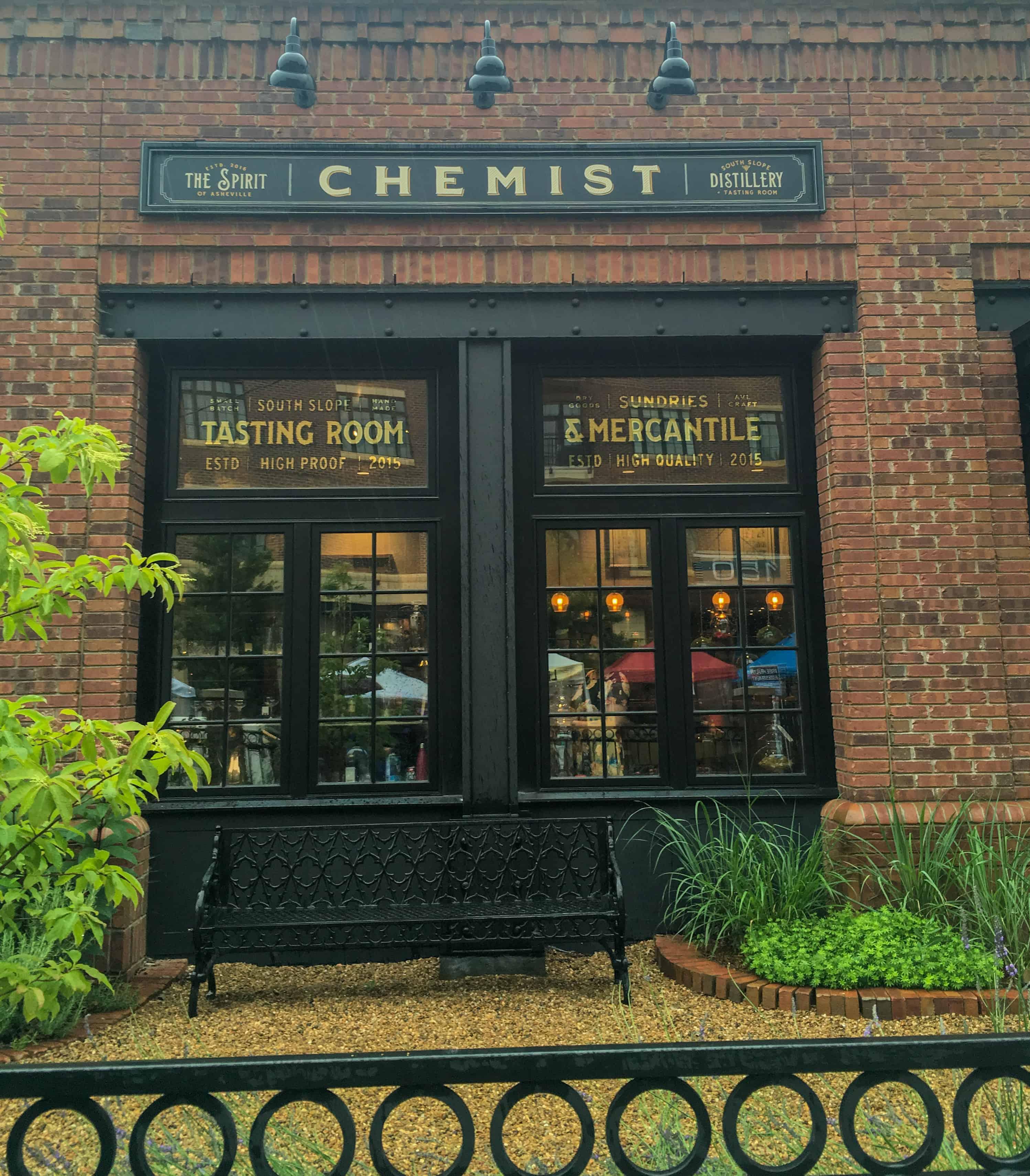 Chemist - Asheville, NC
