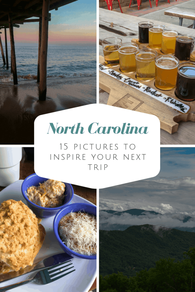 Be inspired for your next North Carolina adventure with these 15 photos.