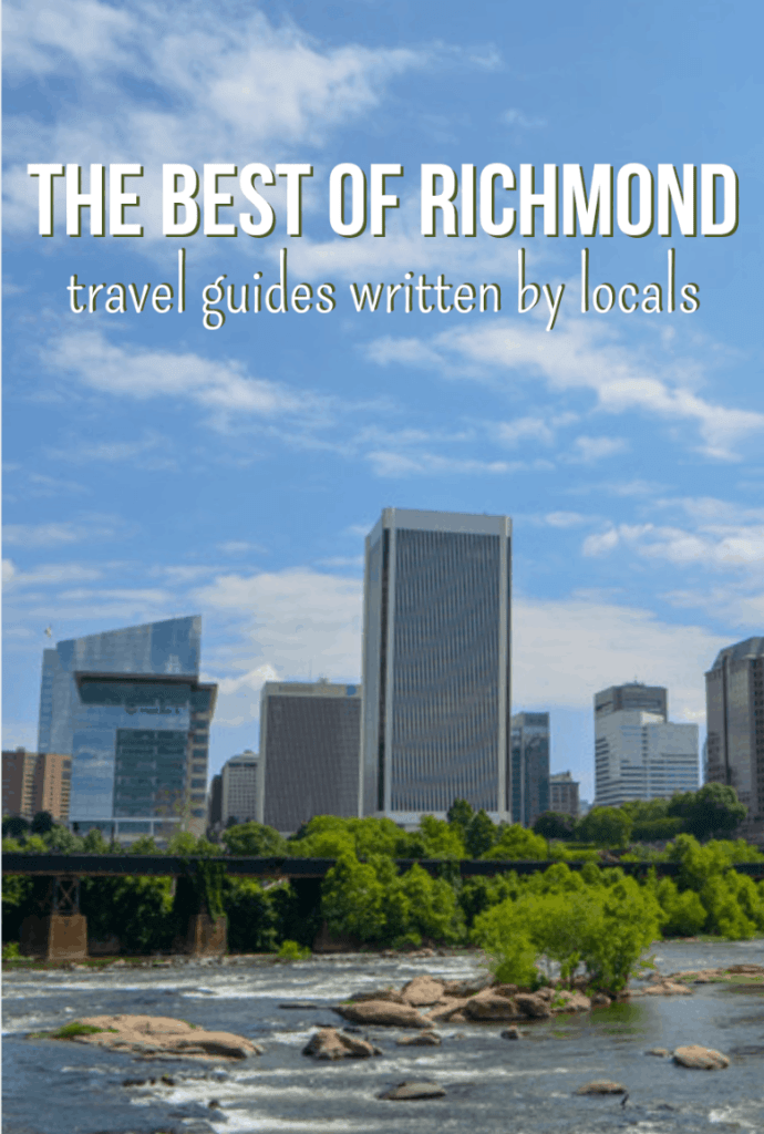 The Best of Richmond - travel guides written by local bloggers