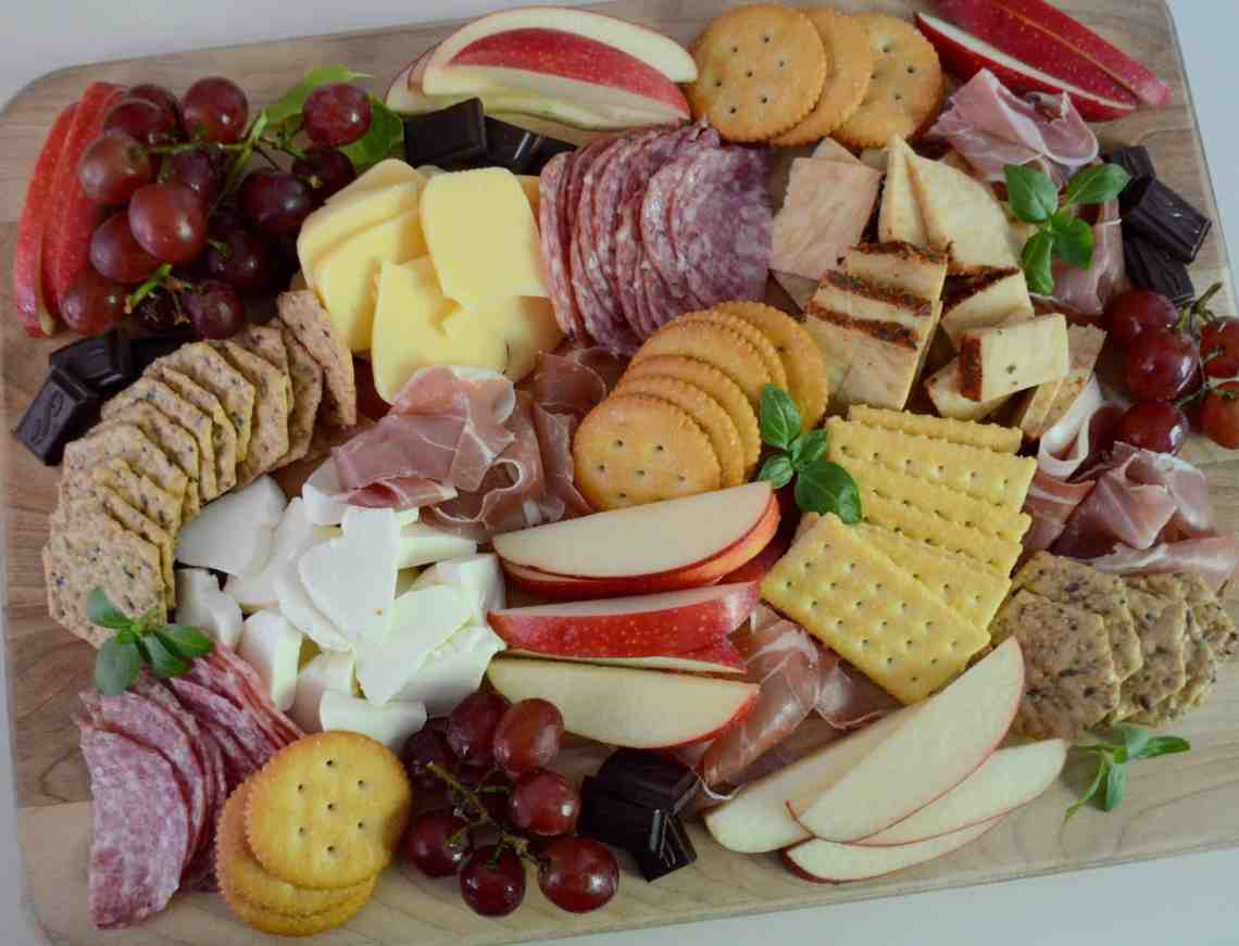 Learn how to make a charcuterie board.