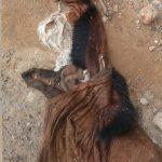 Cuero del caballo encontrado como desperdicio en un basurero. /FOTO SUMINISTRADA POR LA SECRETARÍA DE SALUD DE BARRANCABERMEJA