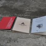 La imprenta comunera de Bogotá donó libros para la jornada. /FOTO CAMILA BAHAMÓN