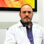 Coordinador operativo de la unidad de trasplantes de la Fundación Cardiovascular  de Colombia, Fernando Andrés Quintero Costea. /FOTO SOFÍA ARENAS VILLA- RREAL