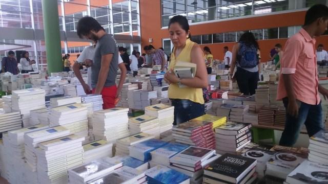 En esta oportunidad en 'El Gran Outlet de Libros' se expondrán más de 150.000 libros./FOTO: SUMINISTRADA OUTLET DEL LIBRO